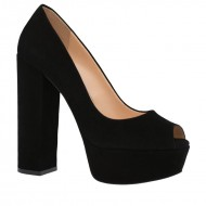 Platform high heel pumps (28)