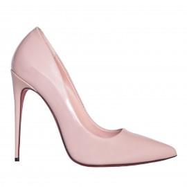LORETTI High heel pumps patent leather Nude