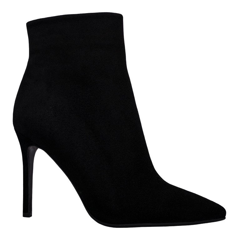 LORETTI High heel suede Carbone boots